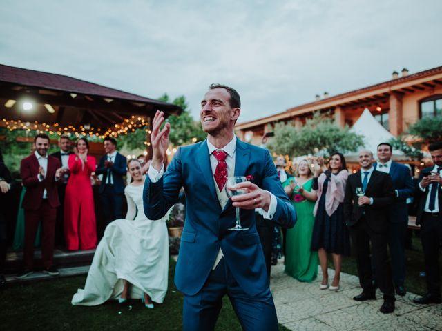 La boda de Angie y Luca en Jarandilla, Cáceres 82