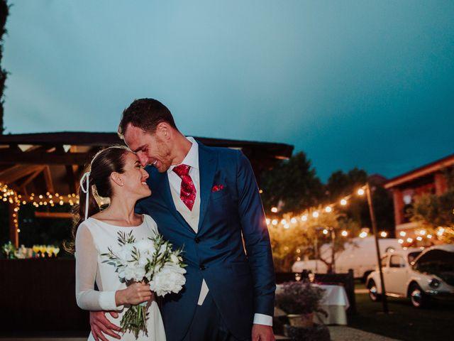 La boda de Angie y Luca en Jarandilla, Cáceres 83