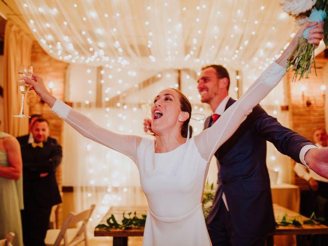 La boda de Angie y Luca en Jarandilla, Cáceres 86