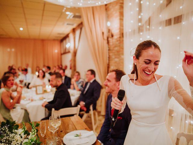 La boda de Angie y Luca en Jarandilla, Cáceres 91