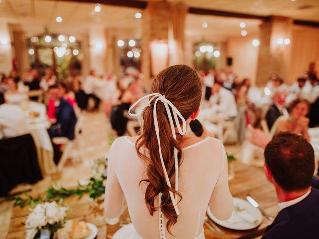 La boda de Angie y Luca en Jarandilla, Cáceres 92