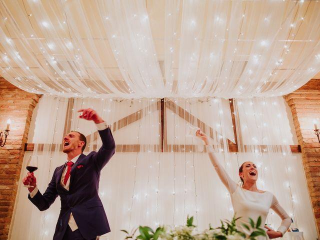 La boda de Angie y Luca en Jarandilla, Cáceres 95