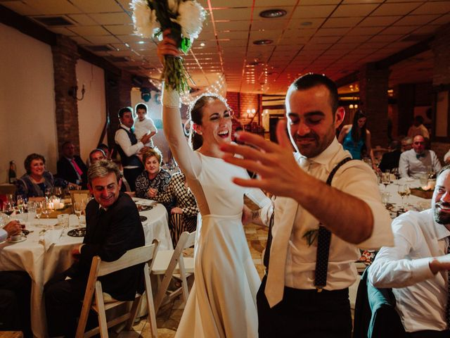 La boda de Angie y Luca en Jarandilla, Cáceres 99
