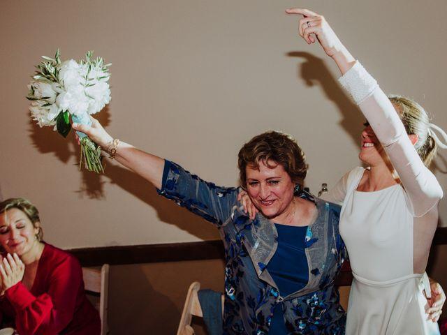 La boda de Angie y Luca en Jarandilla, Cáceres 100