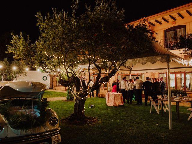 La boda de Angie y Luca en Jarandilla, Cáceres 107