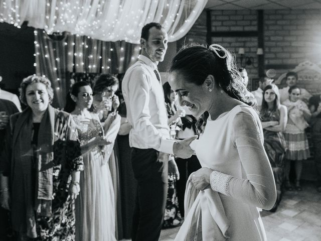 La boda de Angie y Luca en Jarandilla, Cáceres 110