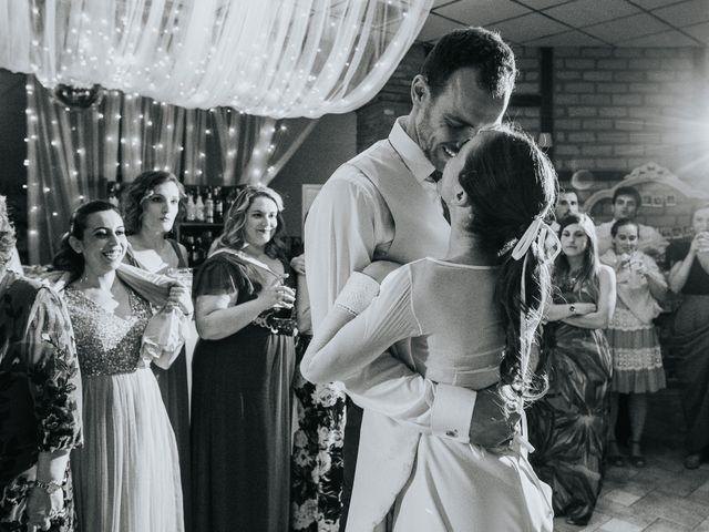 La boda de Angie y Luca en Jarandilla, Cáceres 111