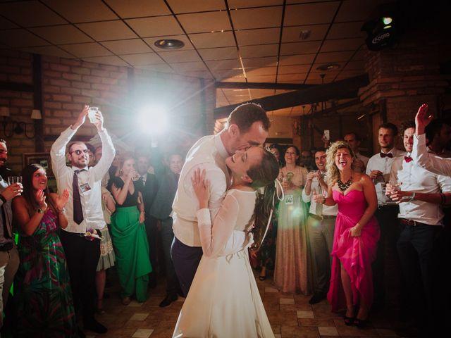 La boda de Angie y Luca en Jarandilla, Cáceres 115