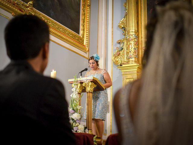 La boda de Vicente y Ana en Alacant/alicante, Alicante 7