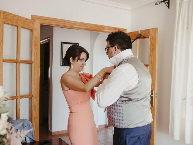 La boda de Javier y Verónica en Lorca, Murcia 5