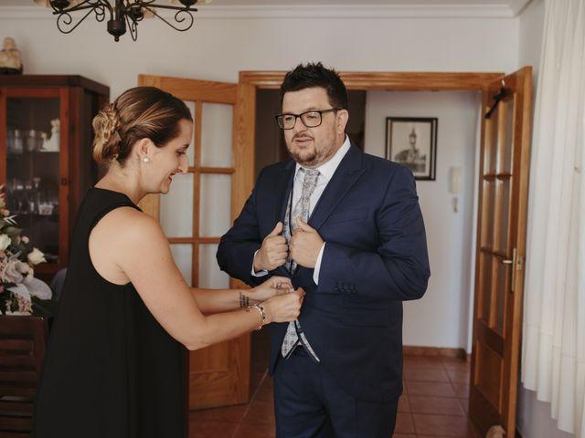 La boda de Javier y Verónica en Lorca, Murcia 6