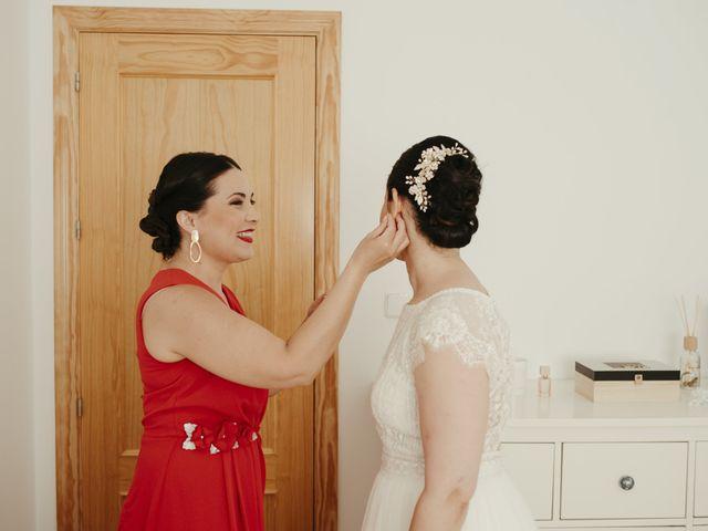 La boda de Javier y Verónica en Lorca, Murcia 15