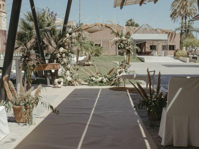 La boda de Javier y Verónica en Lorca, Murcia 24