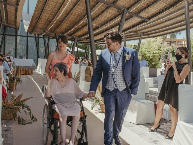 La boda de Javier y Verónica en Lorca, Murcia 28