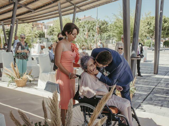 La boda de Javier y Verónica en Lorca, Murcia 29
