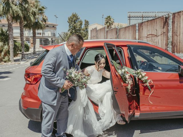 La boda de Javier y Verónica en Lorca, Murcia 32