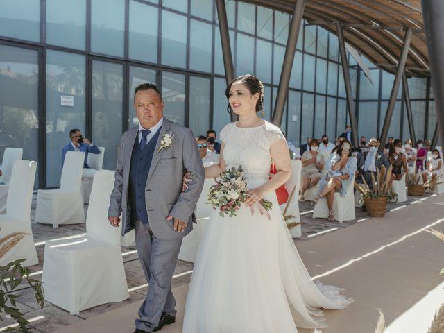 La boda de Javier y Verónica en Lorca, Murcia 33