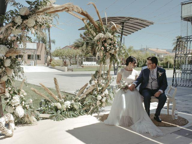 La boda de Javier y Verónica en Lorca, Murcia 34