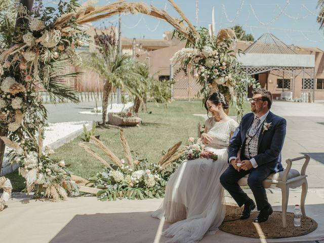 La boda de Javier y Verónica en Lorca, Murcia 35