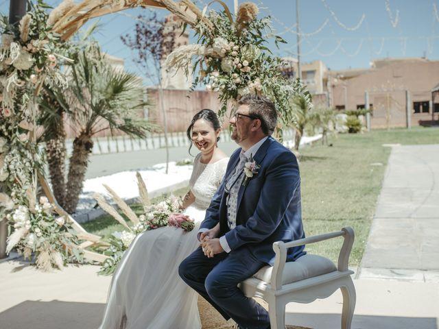 La boda de Javier y Verónica en Lorca, Murcia 36