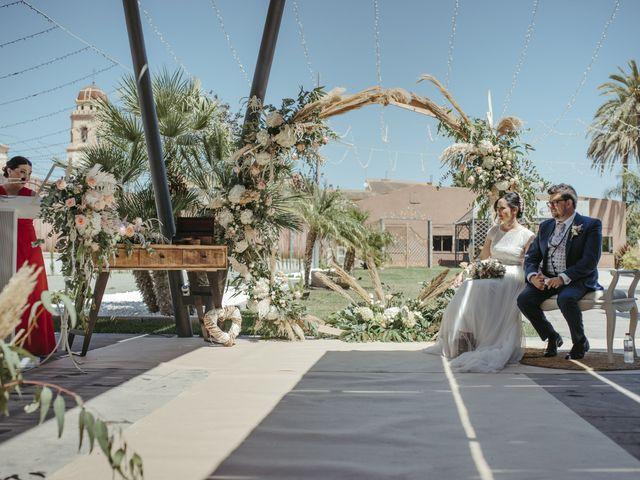 La boda de Javier y Verónica en Lorca, Murcia 37