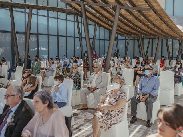 La boda de Javier y Verónica en Lorca, Murcia 38