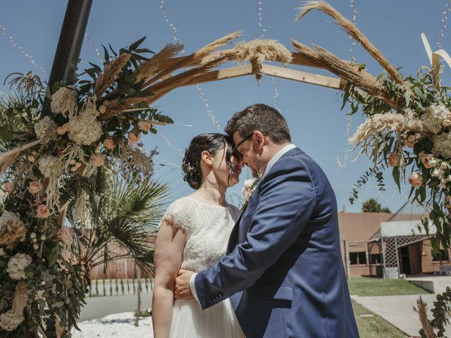 La boda de Javier y Verónica en Lorca, Murcia 39