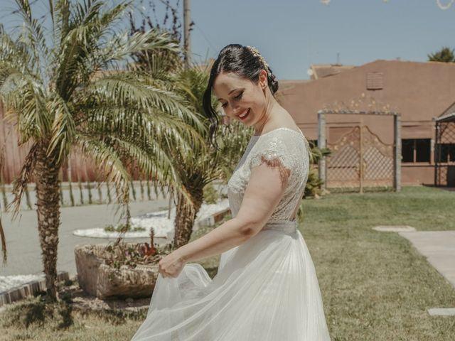 La boda de Javier y Verónica en Lorca, Murcia 43