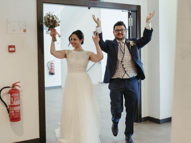 La boda de Javier y Verónica en Lorca, Murcia 46