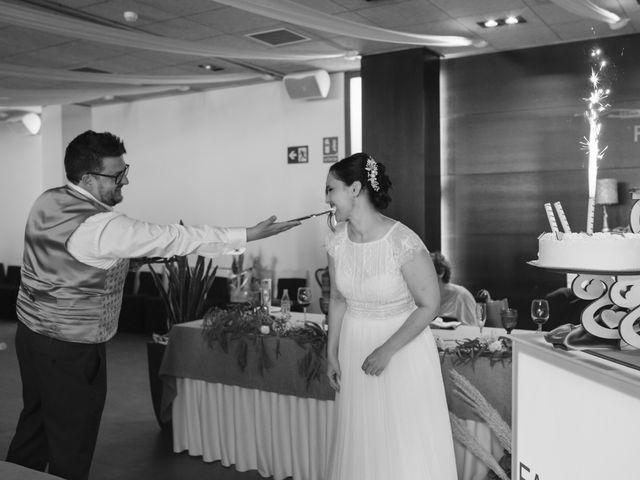 La boda de Javier y Verónica en Lorca, Murcia 53
