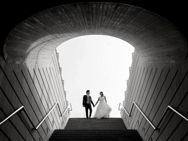 La boda de Elena y Vicente