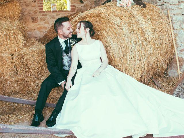 La boda de Marina y Oriol