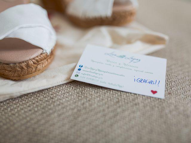 La boda de Matias y Raquel en Las Palmas De Gran Canaria, Las Palmas 5