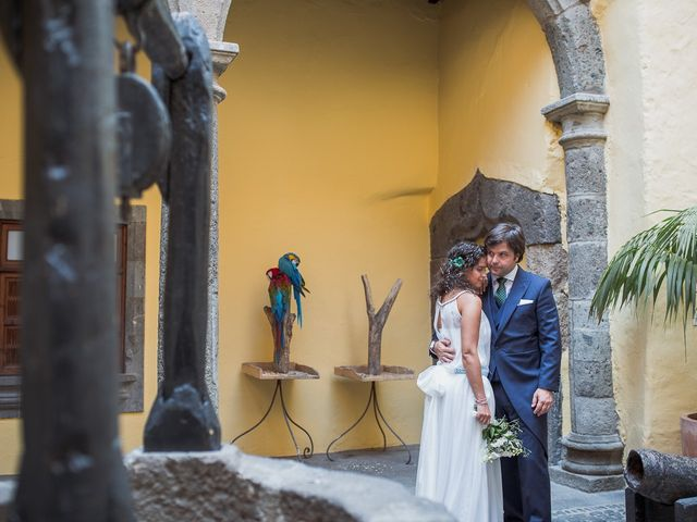 La boda de Matias y Raquel en Las Palmas De Gran Canaria, Las Palmas 162