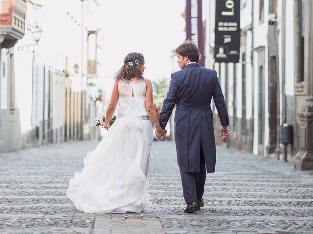 La boda de Matias y Raquel en Las Palmas De Gran Canaria, Las Palmas 183