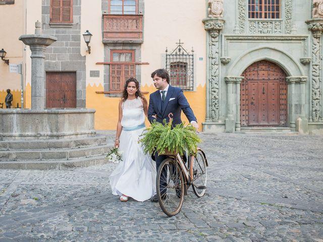 La boda de Matias y Raquel en Las Palmas De Gran Canaria, Las Palmas 190