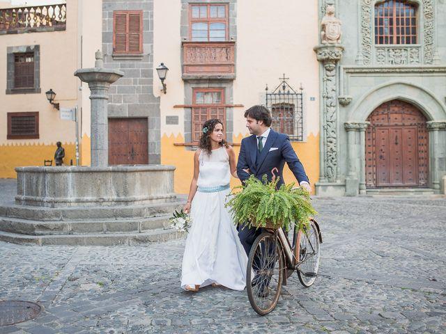 La boda de Matias y Raquel en Las Palmas De Gran Canaria, Las Palmas 191
