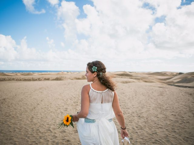 La boda de Matias y Raquel en Las Palmas De Gran Canaria, Las Palmas 1