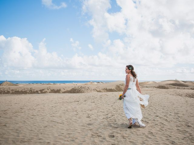 La boda de Matias y Raquel en Las Palmas De Gran Canaria, Las Palmas 288