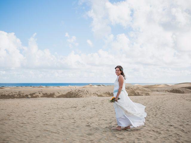 La boda de Matias y Raquel en Las Palmas De Gran Canaria, Las Palmas 289