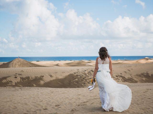 La boda de Matias y Raquel en Las Palmas De Gran Canaria, Las Palmas 290