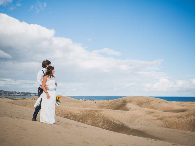 La boda de Matias y Raquel en Las Palmas De Gran Canaria, Las Palmas 291