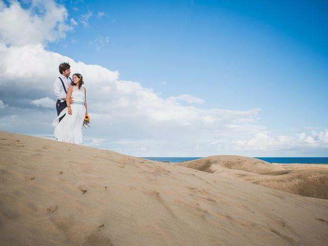 La boda de Matias y Raquel en Las Palmas De Gran Canaria, Las Palmas 292