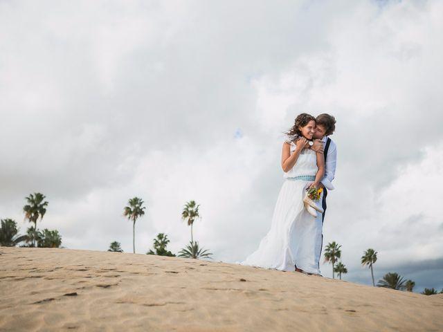La boda de Matias y Raquel en Las Palmas De Gran Canaria, Las Palmas 293