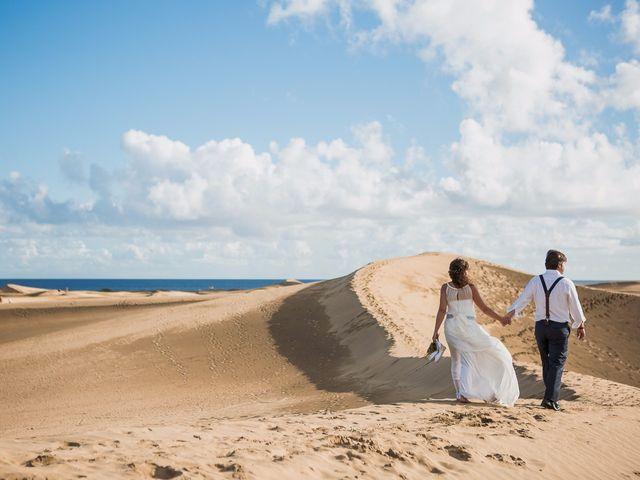 La boda de Matias y Raquel en Las Palmas De Gran Canaria, Las Palmas 298