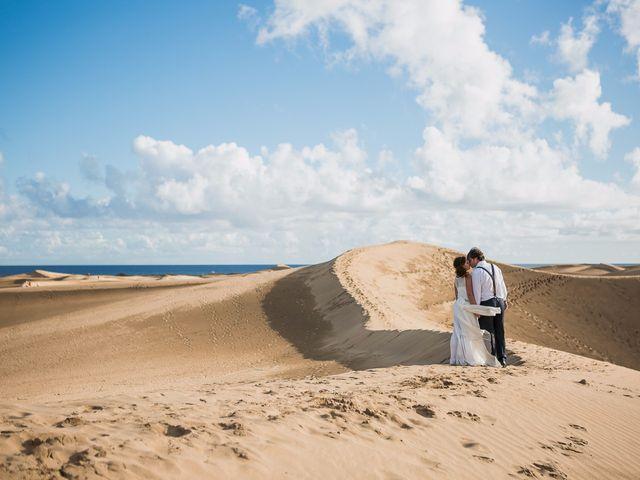 La boda de Matias y Raquel en Las Palmas De Gran Canaria, Las Palmas 299