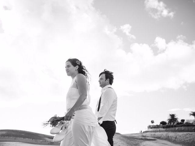 La boda de Matias y Raquel en Las Palmas De Gran Canaria, Las Palmas 305