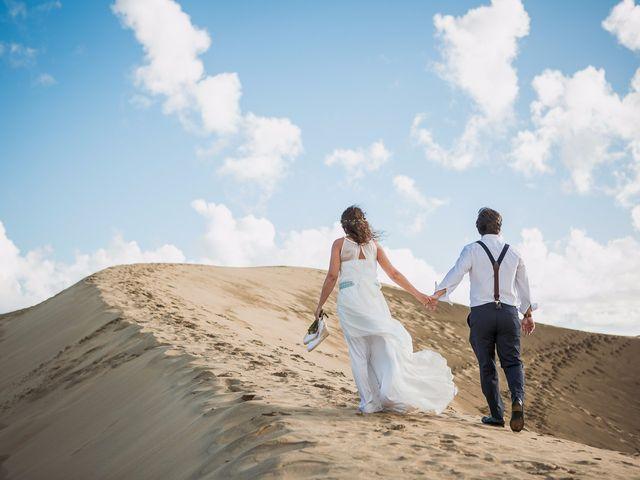 La boda de Matias y Raquel en Las Palmas De Gran Canaria, Las Palmas 307