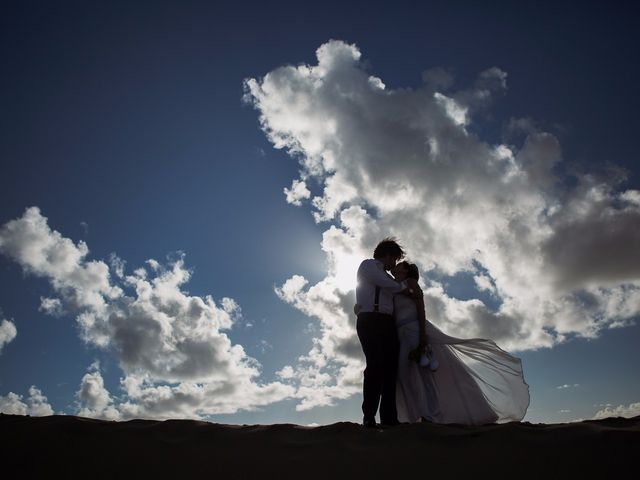 La boda de Matias y Raquel en Las Palmas De Gran Canaria, Las Palmas 309