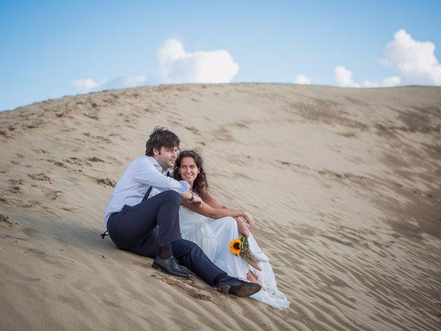 La boda de Matias y Raquel en Las Palmas De Gran Canaria, Las Palmas 310